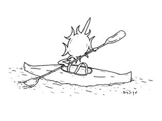 """חותרים ונזהרים. לוגו המשט צילום: יח""""צ"""