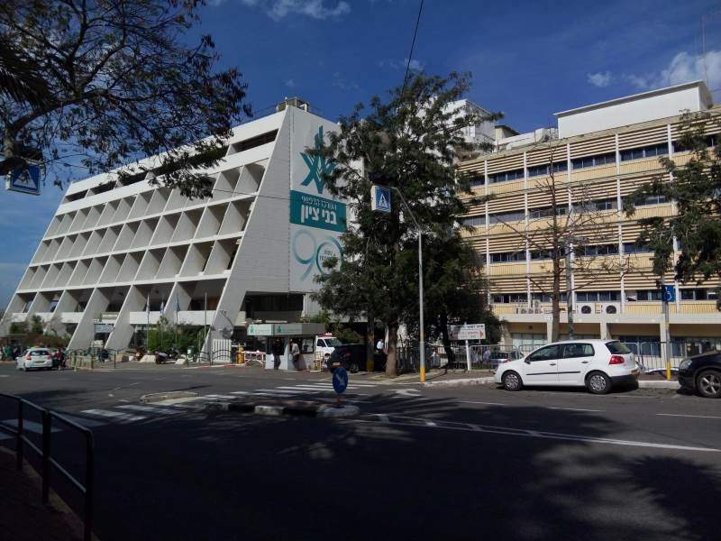 פנימית א' - הבחירה הרשמית של הפקולטה לרפואה של הטכניון. המרכז הרפואי בני ציון | צילום: טניה ידוב