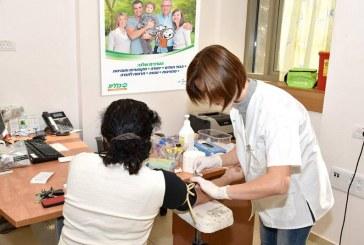 חדש: בדיקת דם ללא תיאום