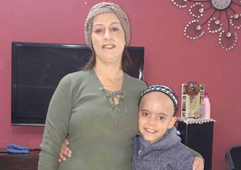 אבחון הציל ילד מסרטן