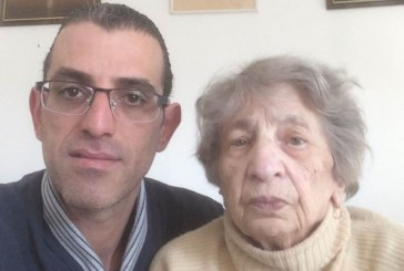 פיזיותרפיסט הציל קשישה ממוות