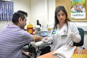 חדש: 3 מוקדי בדיקות דם בקריות