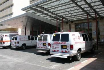 צפת: שיטה החדשה לקליטת מטופלים