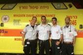 חיפה: לידה מוצלחת ברכב