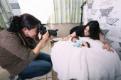 מתנה: צילום לאחר הלידה