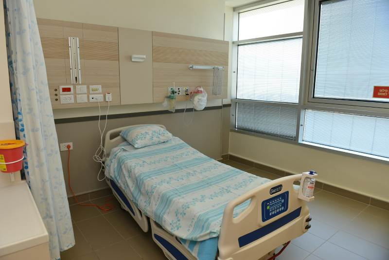 """רמב""""ם: נחנך מרכז אונקולוגי חדש"""