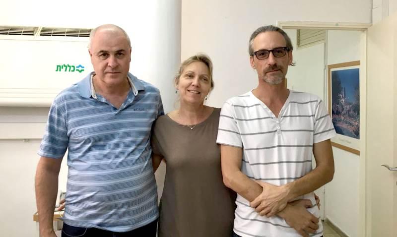 מרפאה חדשנית לחולי ALS