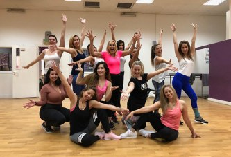 הטרנד שסחף בצעדי ריקוד את נערות ונשות המרכז